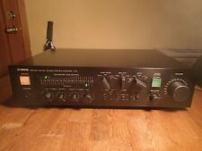 Yamaha C-6 Preamp Mint condition Works Great with Parametric Equalizer