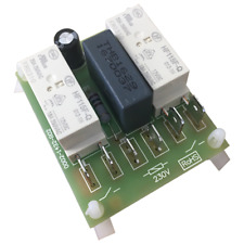 GENUINE SMEG / OMEGA RELAY ELECTRONIC  PCB CONTROL BOARD 811660001 811650197