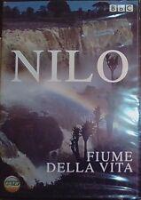 """""""NILO: Fiume della vita"""" Documentario BBC in DVD Nuovo Sigillato"""