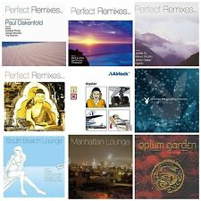 9 CHILLOUT CD LOT Paul Van Dyk,Thievery Corporation,Airlock,Praful,DJ Tiesto NEW