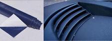 3D Folie Carbonfolie Klebefolie BLAU Carbon f. Auto, laptop, Handy 10 x 100cm