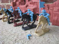 US Cavalry Custer Soldiers Paragon Set #3 Toy Light Blue 1/32 54MM Geronimo