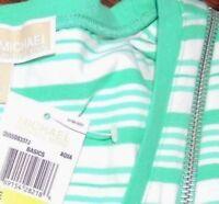 Michael Kors Womens Sleeveless t-shirtShirt Top Blouse Tank Cami SzS $59 NWT