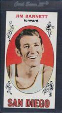 1969/70 Topps #051 Jim Barnett Rockets EX *733