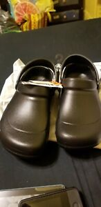 Crocs NEW Specialist Vent Clog Black size Men's 7/Women's 9