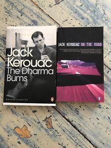 Jack Kerouac paperbacks