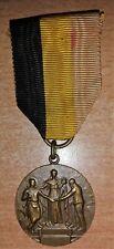 BELGIQUE Médaille - Mutualités socialistes Union et fraternité Montignies s/s