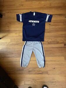 Kids Dallas Cowboys Uniform Franklin Youth M NFL Football Jersey Costume Medium