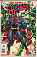 SUPERMAN UNCHAINED #1 NEAL ADAMS 1:50 VARIANT DC COMICS 2013 NM