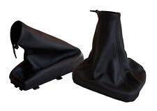 Schaltsack + Handbremssack passend für Opel Vectra B Bj. 1995-2002 Echtes Leder