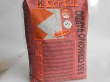 Colla,adesivo,per marmi,pietre,gres F.55 Cermono Rapido Grig. sacco kg.20 Cercol