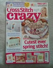 Cross Stitch Crazy magazine Issue 201