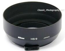 Nikon HS-9 Lens Hood for AF Nikkor 50mm f/1.4D or Classic NIKKOR Ai-S 1.4/50mm