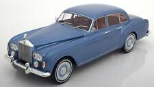MCG 1965 Rolls Royce Silver Cloud 3 Flying Spur RHD Mulliner Light Blue 1:18 New