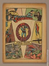 Superman (1st Series) #10 1941 Coverless 0.3