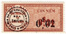 (I. B) Vietnam ricavi: dazio STAMP 0 $02 su $24 OP (Unlisted)