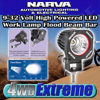 Narva 72706 9 32v High Powered 10W LED Flood Beam Work Lamp Light 800 Lumens 4WD