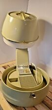 Vintage Sears Green Portable Table Top Hair Dryer Model 307.8772