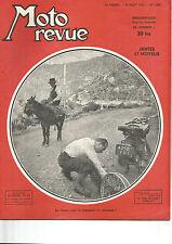 MOTO REVUE N°1.099 JANTES ET MOYEUX / LA 200 MONDIAL /ARIEL RED HUNTER /250 PUCH