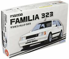 Fujimi Id-121 Mazda Familia 323 1/24 scale kit New Japan