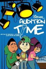 Audition Time by Jermaine Mitchell (2015, Paperback)