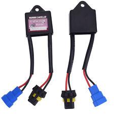 2pcs Xenon HID Lights Warning Canceller Error Decoder Capacitor Anti-Flicker