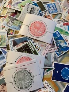 New Zealand - Collection of Mint Issues Never Used  - Face Value NZ$200 approx