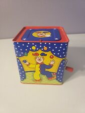 Vintage 1997 Schylling Jack In the Box