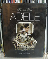 DVD ADELE - HISTORY - FIRE AND RAIN