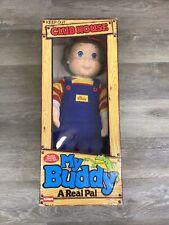 My Buddy A Real Pal Doll