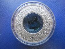 10 zł 400 rocznica osadnictwa  2008 rok Ag 925     14,14 grama