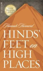 Hinds' Feet on High Places by Hannah Hurnard (1979, Trade Paperback)