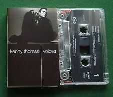 Kenny Thomas Voices inc Thinking About Your Love + Cassette Tape - TESTED