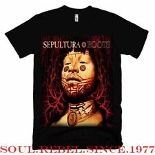 SEPULTURA ROOTS TRASH METAL T SHIRT MEN'S SIZES