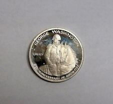 Circulated 1982-S Silver Comm. Half Dollar- 250th Anniv. of Washington's Birth