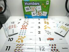 The Learning Journey - Match It! - Numbers 1-20 puzzle