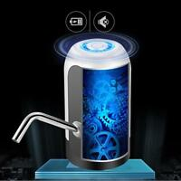 Portable 4W Automatic USB Charging Electric Water Pump Dispenser Drinking Bottle