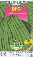 FAGIOLO RAMPICANTE BLUE LAKEBIG PACK - SEMI ORTICOLI