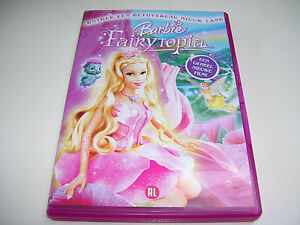 Barbie Fairytopia *  DVD 2004 MATTEL *