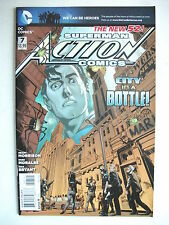 ACTION COMICS # 7 (THE NEW DC 52! (2012), NM