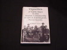 1987 Vignettes Jewish Community - Great Barrington MA