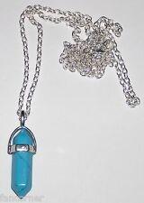 Charmed pendule de divination en turquoise des soeurs Halliwell Charmed pendulum