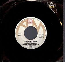 TONY CAMILLO'S BAZUKA disco 45 giri MADE in ITALY Dynomite 1975