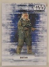 """2016 Topps Star Wars Rogue One Series 1  """"BISTAN"""" Chacater Stickers"""