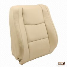 Front Passenger Top Leather Replacement Seat Cover TAN Fits 2009 Lexus GX470