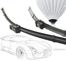 2 x 650,425 hallenwer limpiaparabrisas oscilante con adaptador sistema adaptador Aero