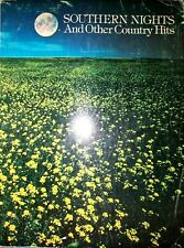 Southern Nights And Other Country Hits 1970's Songbook Sheet Music Piano