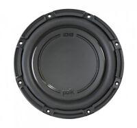 "Polk Audio DB1040DVC 270W 10"" Dual 4 ohm DB Series Car Subwoofer"