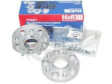 H&R 20mm DRM Series Wheel Spacers (5x114.3/64.1/12x1.5) for Honda/Acura
