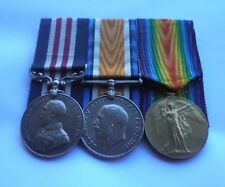 WW1 Australian Gallantry group - Military Medal 53rd Battalion AIF